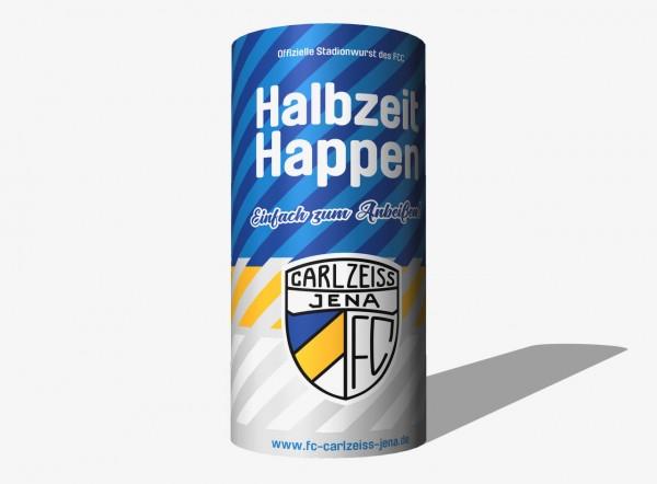 "Dose mit 4 Original Thüringer Rostbratwürsten ""FCC Halbzeithappen"""