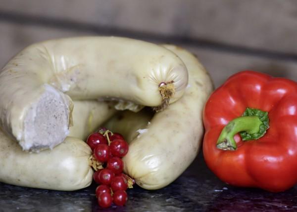 Original Thüringer Leberwurst, fein