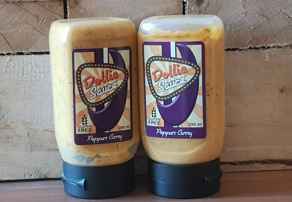 Dollie Sauce - Pepper/Curry