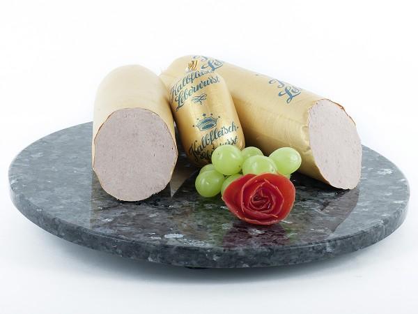Kalbsfleischleberwurst